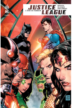 JUSTICE LEAGUE REBIRTH TOME 2