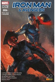 Iron Man & Avengers 6 (2017)