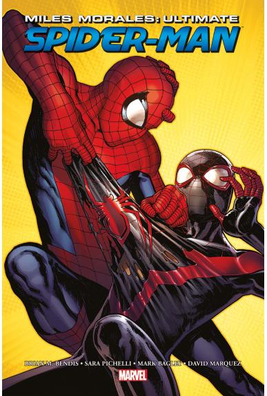 ULTIMATE SPIDER-MAN - MILES MORALES