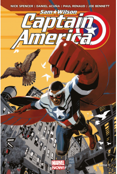 All New Captain America