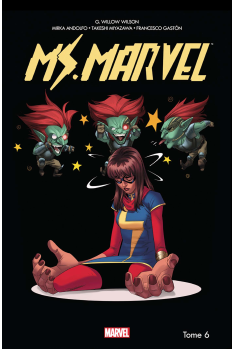 MISS MARVEL TOME 6