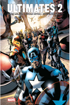 ULTIMATES par Mark Millar & Bryan Hitch