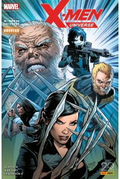 Abonnement Marvel Universe