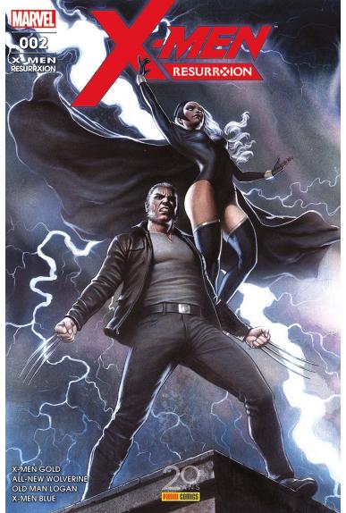X-Men Resurrxion 2