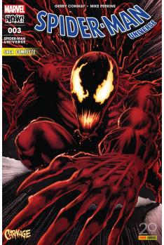 SPIDER-MAN UNIVERSE 02 (2017) - Spidey 2