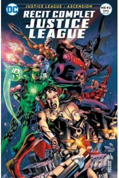 Récit Complet Justice League Hors Série 1 - Un Nouveau Départ