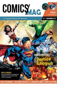 Récit Complet Justice League Hors Série 2