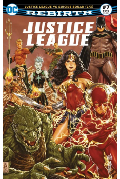 Justice League Rebirth 6
