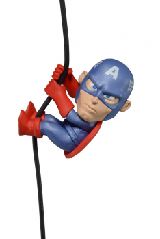 Mini-Figurine Neca Scalers Captain America