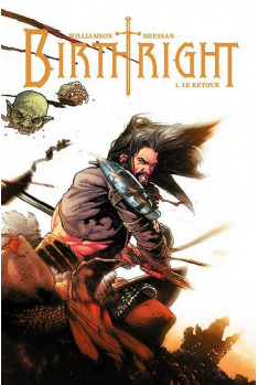 Birthright Tome 1 - Tirage De Luxe