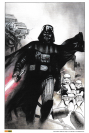 Lithographie Star Wars