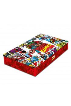 Marvel : Les Origines - Coffret Métal