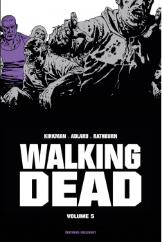 Walking Dead Prestige Volume 4