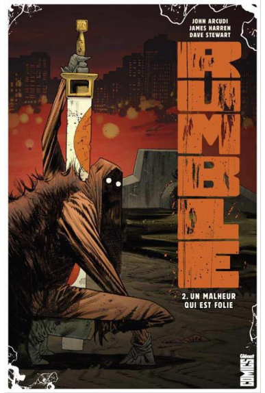 RUMBLE TOME 1