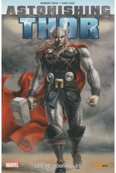 THOR : MIGHTY AVENGER