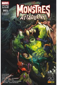 Les Monstres Attaquent ! 3 (sur 3)