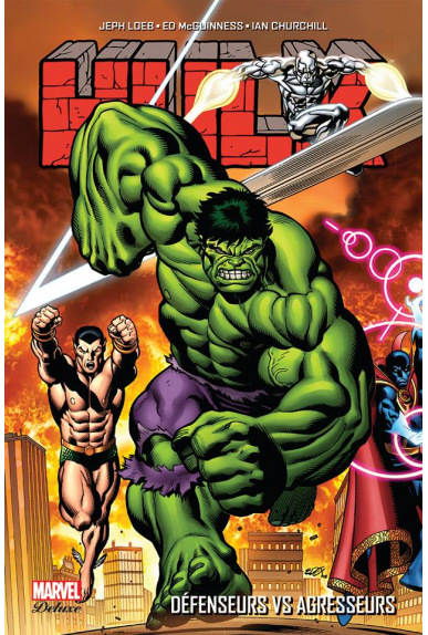 Hulk : Défenseurs Vs Agresseurs