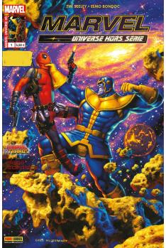 Marvel Universe Hors Série 1 : Deadpool Vs Thanos