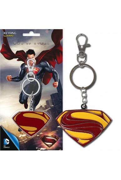 Porte-Clés SUPERMAN Silhouette