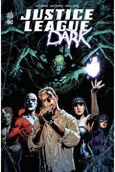 Justice League Dark + DVD