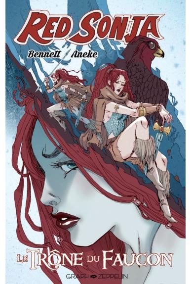 Red Sonja : Le Trône du Faucon