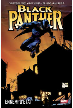BLACK PANTHER PAR CHRISTOPHER PRIEST (1sur 4)