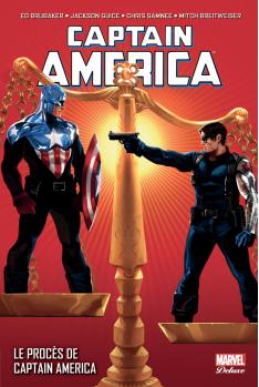 CAPTAIN AMERICA - Deux Amériques
