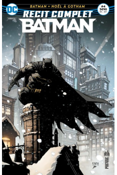Récit Complet Batman Rebirth 3