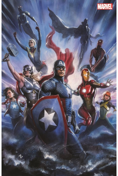 Secret Empire 1 Coffret Collector - Variante Adi Granov et Poster