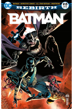Batman Rebirth 8
