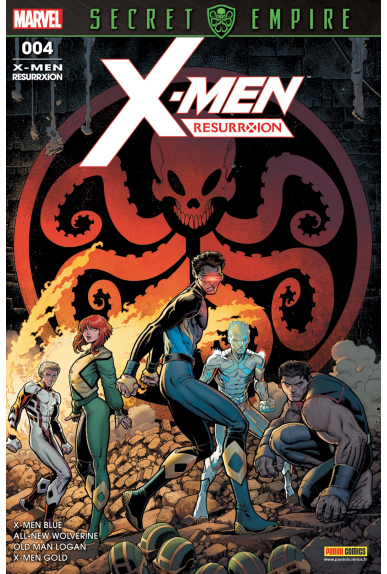 X-Men Resurrxion 3