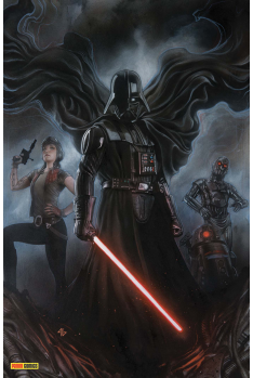 STAR WARS 05 (2018) Variant Cover