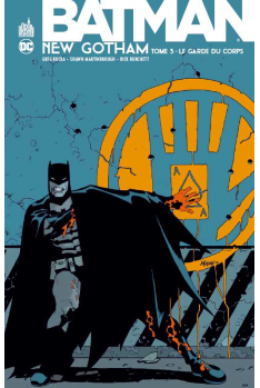 Batman New Gotham Tome 3