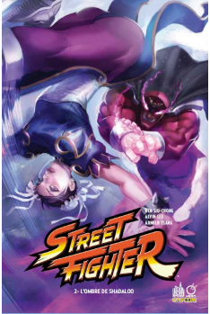 Street Fighter Tome 2
