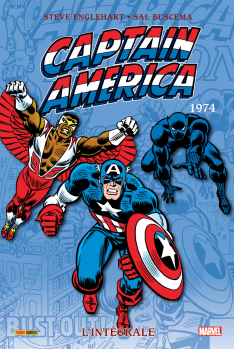 CAPTAIN AMERICA - L'INTEGRALE 1974