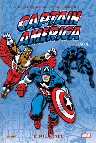 CAPTAIN AMERICA - L'INTEGRALE 1974
