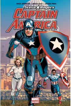 Captain America : Steve Rogers Tome 1