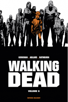 Walking Dead Prestige Volume 5