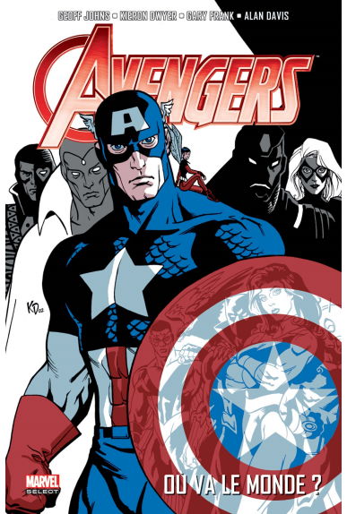 SECRET AVENGERS - LES AGENTS DU SHIELD
