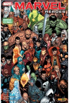 AVENGERS NOW 1 Couverture 1 sur 3