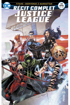 Récit Complet Justice League 5