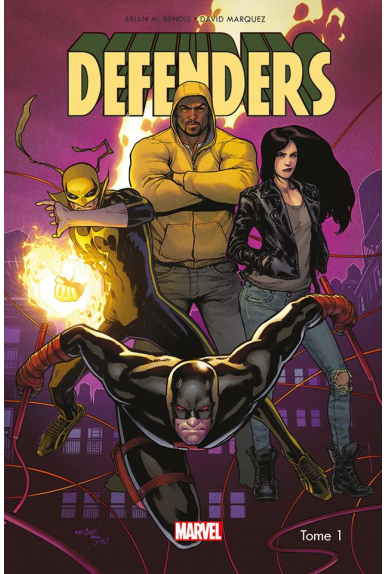 Defenders Tome 1