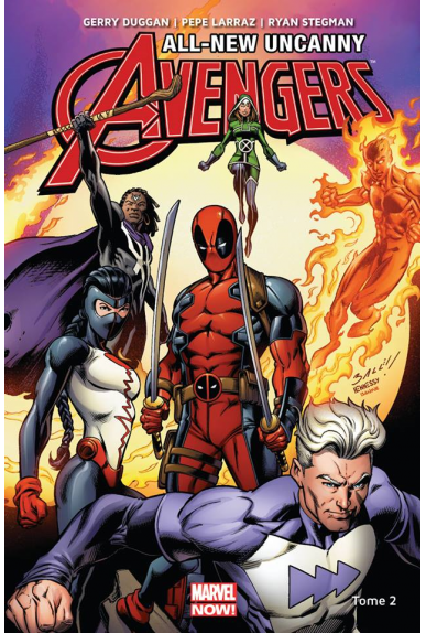 All New Uncanny Avengers Tome 1