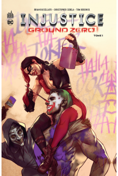 Injustice Ground Zéro Tome 1