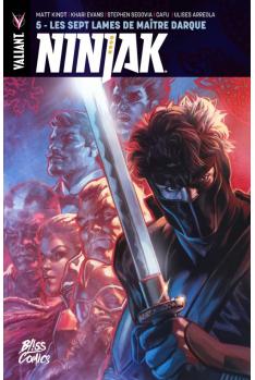 Ninjak Tome 4 - Le Siège de King's Castle
