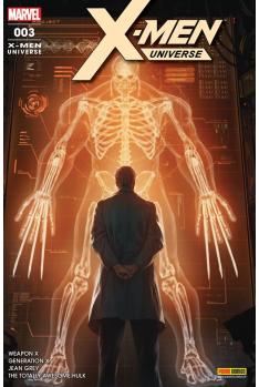 X-MEN UNIVERSE 03 (2018)