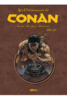CHRONIQUES DE CONAN 1986 (I)