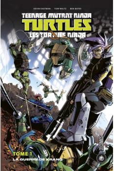 TMNT : La Guerre de Krang