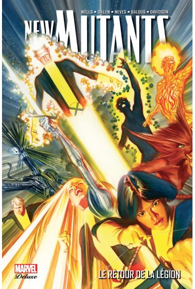 New Mutants Tome 1