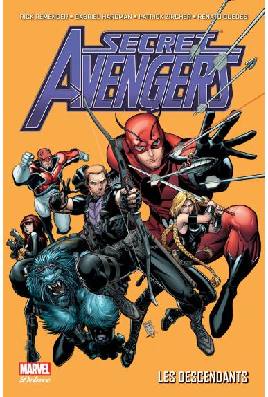 Secret Avengers par Rick Remender Tome 1